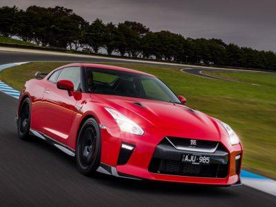 Dirigimos o épico 2017 Nissan GT-R edição esporte