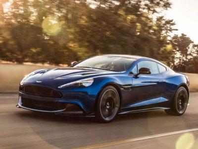 2017 Aston Martin Vantage V8 2dr – Confira Agora