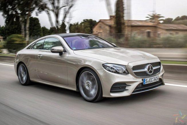 2017 Mercedes-Benz E-Class  – Veja a Review