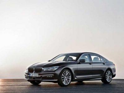 BMW Série 7 Pure Excellence