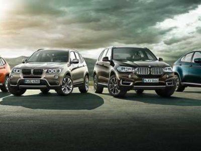 BMW apresenta novidades da linha X no Brasil