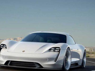 Porsche com carros elétricos até 2022